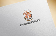 Empower Sales Logo - Entry #375