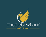 The Debt What If Calculator Logo - Entry #39