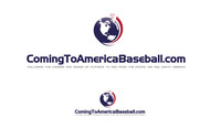 ComingToAmericaBaseball.com Logo - Entry #16