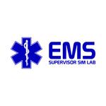 EMS Supervisor Sim Lab Logo - Entry #116
