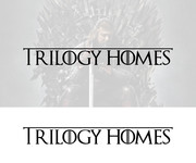 TRILOGY HOMES Logo - Entry #16