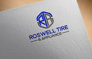 Roswell Tire & Appliance Logo - Entry #82