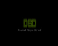 Digital Signs Direct Logo - Entry #12