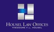 Housel Law Offices  : Theodore F.L. Housel Logo - Entry #36