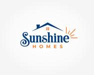 Sunshine Homes Logo - Entry #275