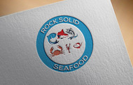 Rock Solid Seafood Logo - Entry #178
