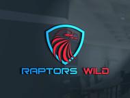 Raptors Wild Logo - Entry #50