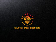 Sunshine Homes Logo - Entry #89