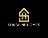 Sunshine Homes Logo - Entry #475