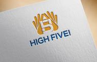 High 5! or High Five! Logo - Entry #46