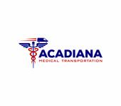 Acadiana Medical Transportation Logo - Entry #129