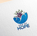Sea of Hope Logo - Entry #107