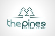 The Pines Dental Office Logo - Entry #150