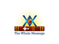 The Whole Message Logo - Entry #137