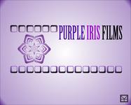 Purple Iris Films Logo - Entry #91