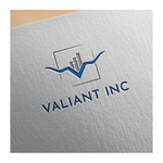 Valiant Inc. Logo - Entry #493