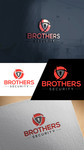 Brothers Security Logo - Entry #127