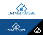 "Taurus Financial (or just ""Taurus"") Logo - Entry #318"