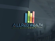 ALLRED WEALTH MANAGEMENT Logo - Entry #801