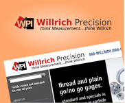 Willrich Precision Logo - Entry #38