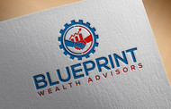 Blueprint Wealth Advisors Logo - Entry #274