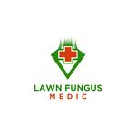 Lawn Fungus Medic Logo - Entry #233