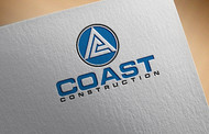 CA Coast Construction Logo - Entry #177