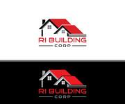 RI Building Corp Logo - Entry #146