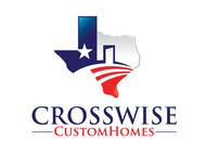Crosswise Custom Homes Logo - Entry #24