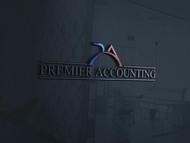 Premier Accounting Logo - Entry #394