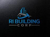 RI Building Corp Logo - Entry #72