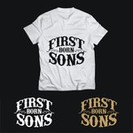 FIRST BORN SONS Logo - Entry #117