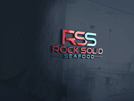 Rock Solid Seafood Logo - Entry #23