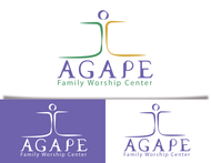Agape Logo - Entry #5