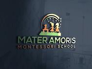Mater Amoris Montessori School Logo - Entry #113