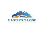 Masters Marine Logo - Entry #404
