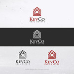 KevCo Real Estate Logo - Entry #95