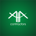 AIA CONTRACTORS Logo - Entry #41