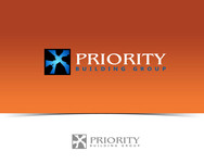 Priority Building Group Logo - Entry #249