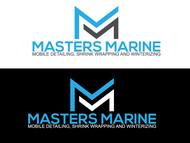 Masters Marine Logo - Entry #446