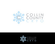 C3 or c3 along with Collin County Cryo underneath  Logo - Entry #125