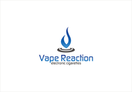 Vape Reaction Logo - Entry #120