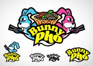 Bunny Pho Logo - Entry #50