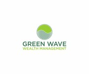 Green Wave Wealth Management Logo - Entry #346