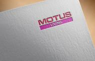 Motus Living Logo - Entry #155