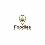 Foodies Pit Stop Logo - Entry #47