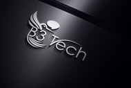 B3 Tech Logo - Entry #56