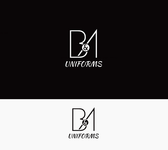 B&A Uniforms Logo - Entry #7