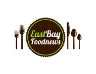 East Bay Foodnews Logo - Entry #20