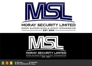 Moray security limited Logo - Entry #113
